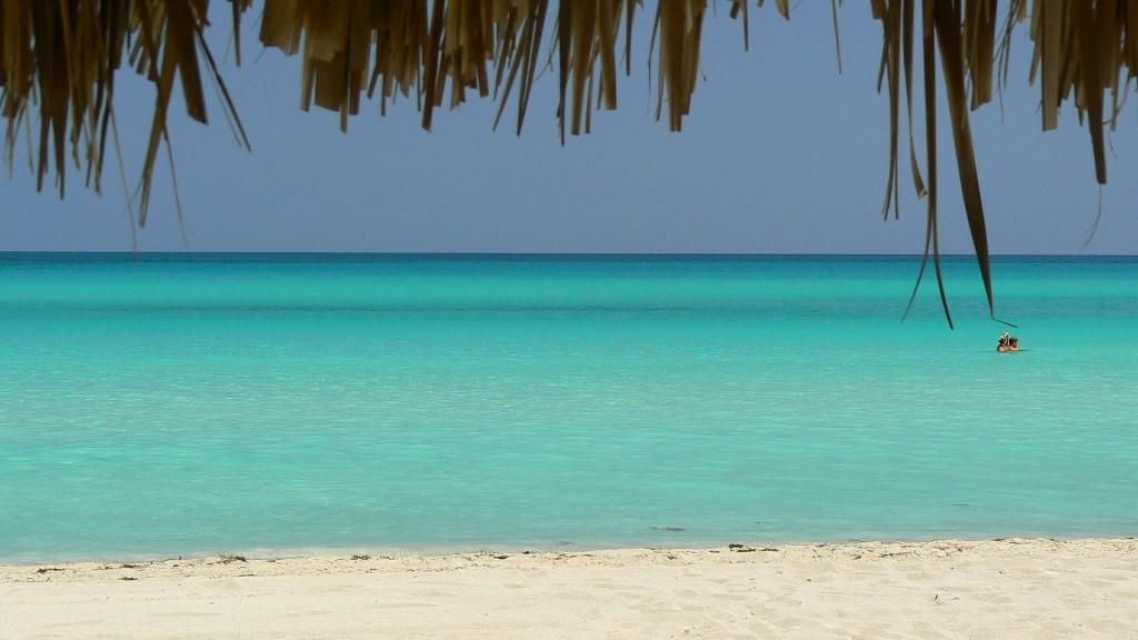 Kuba Urlaub Trinidad Strand Playa Ancon