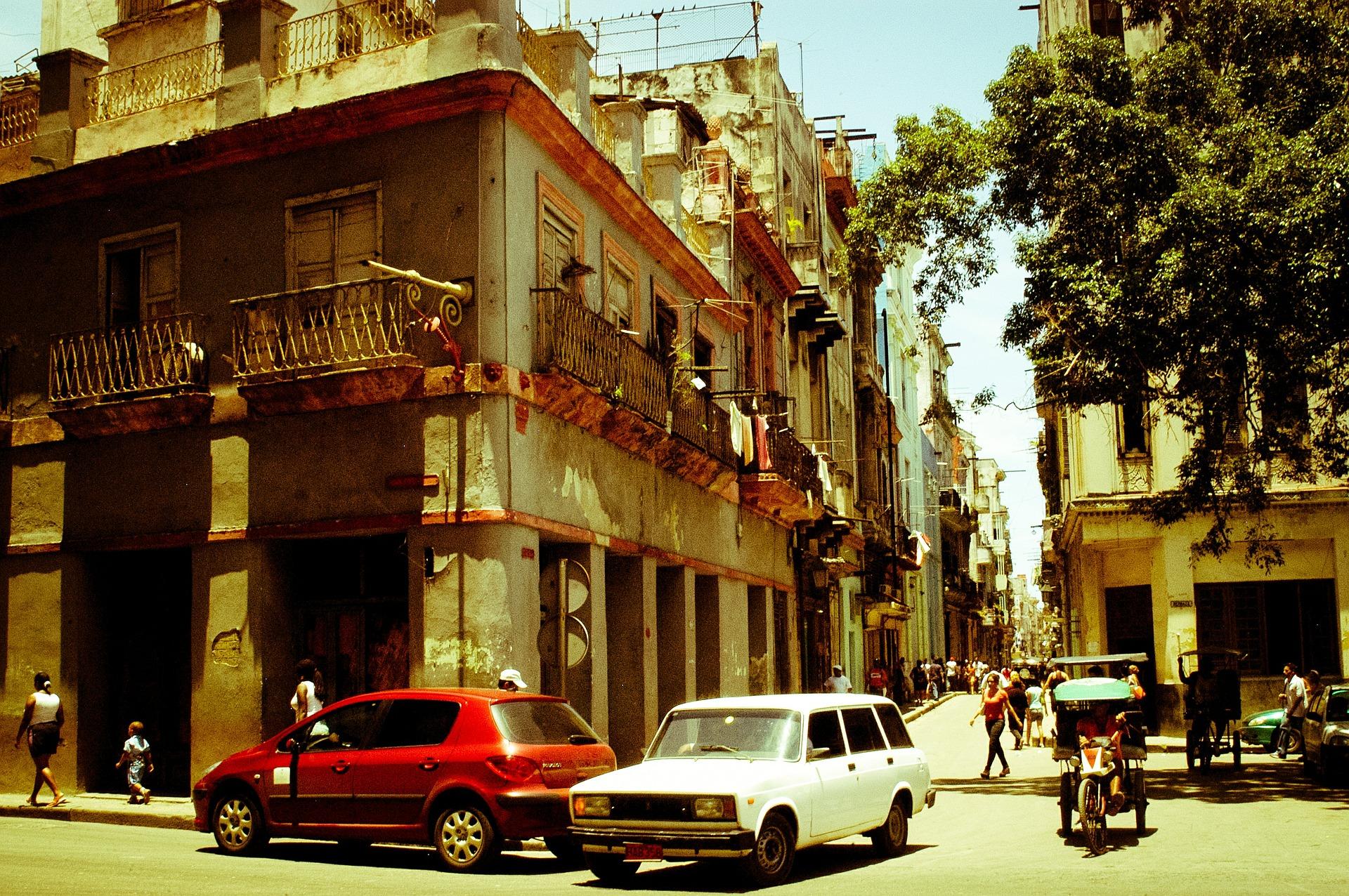 Kuba Urlaub Havanna Unterkunft USA Botschaft