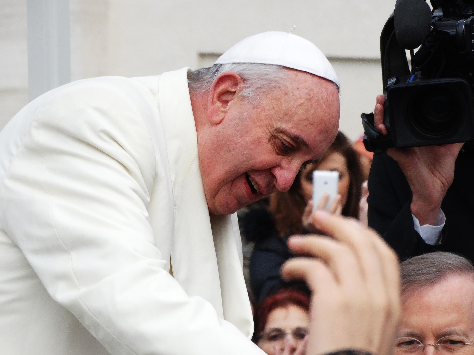 Papst Franziskus Kuba Urlaub
