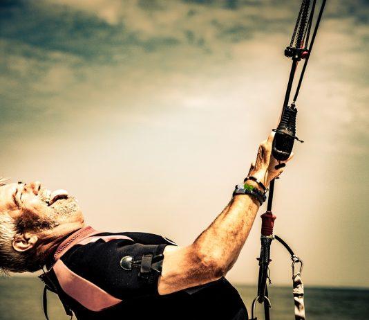 Kuba Kitesurfen