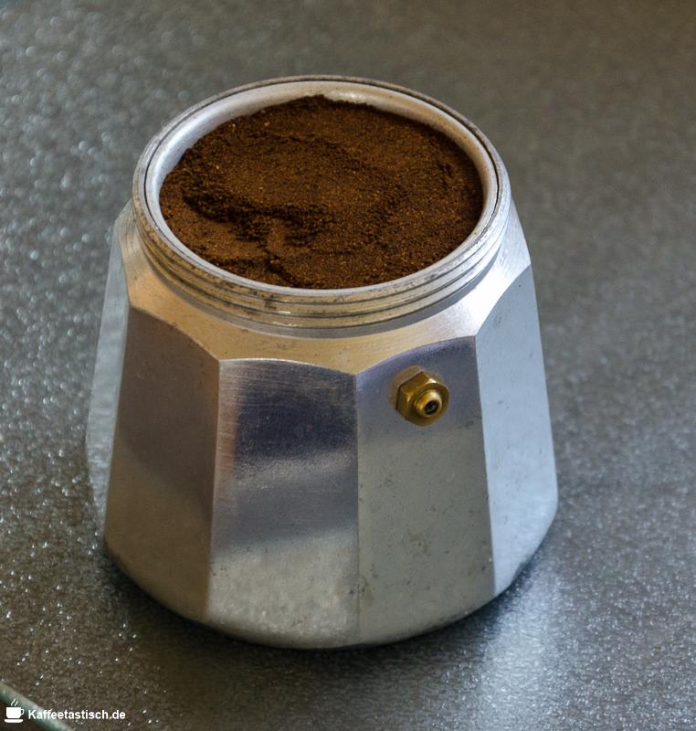 Espressokocher Kuba